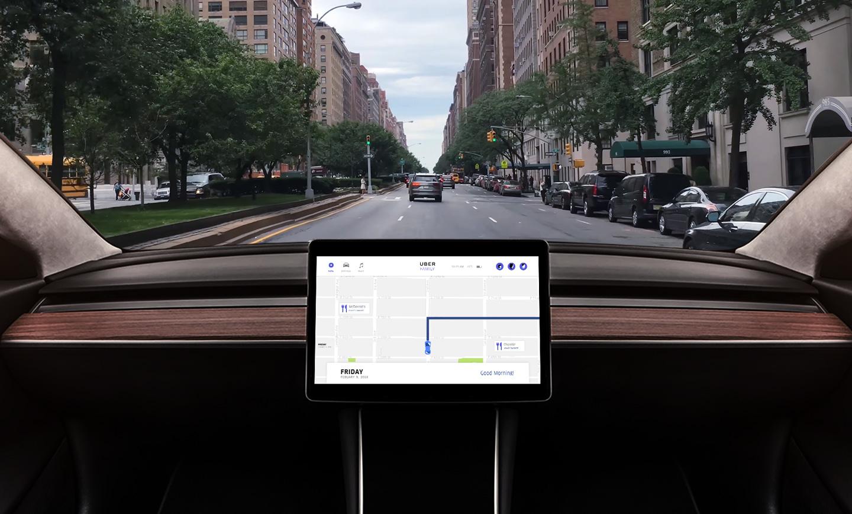 uber-in-car