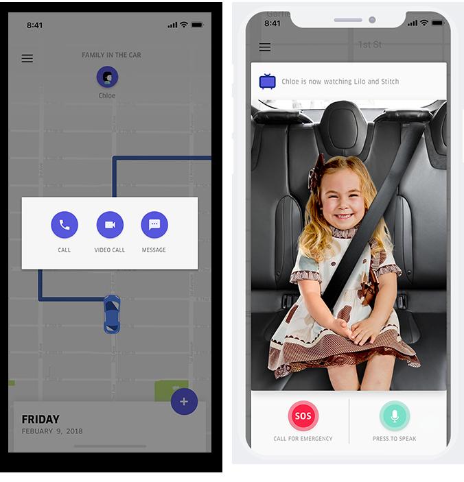 uber video call